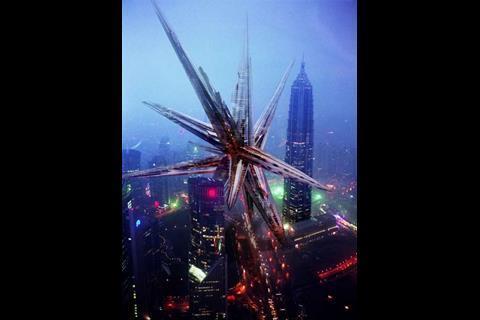 Superstar in Shanghai